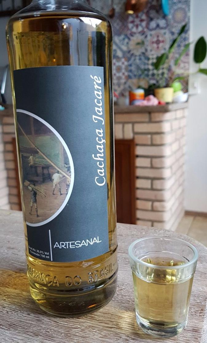 Cachaça Jacaré